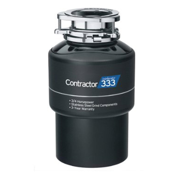 InSinkErator CNTR333 Contractor 333 3/4 HP Garbage Disposer